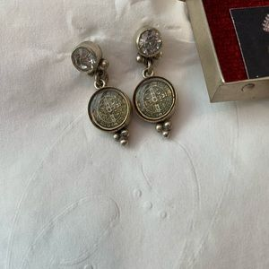 Virgin Saints and Angels Earrings